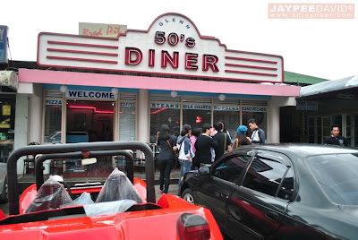 50s Diner, Cheap food restaurant, Baguio City, Benguet