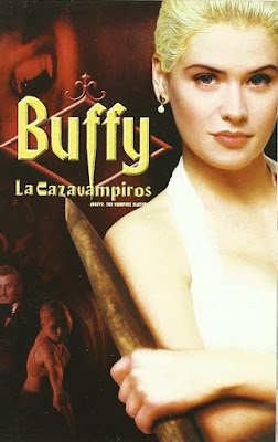 Buffy, The Vampire Slayer 1992 DVD R2 PAL Spanish