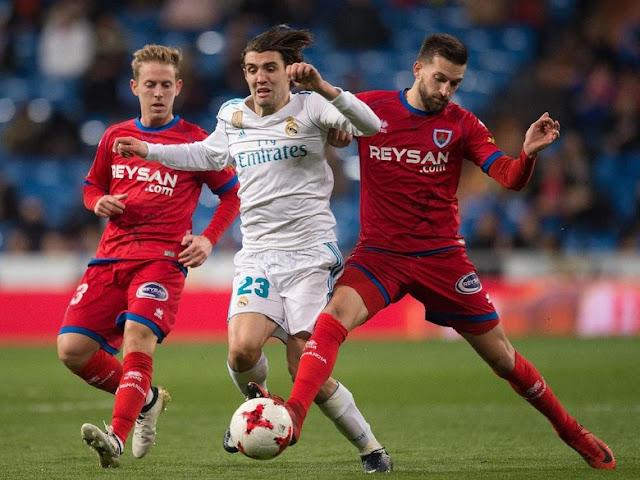Copa Del Rey: Diimbangi Numancia, Madrid Tetap Lolos ke Perempatfinal