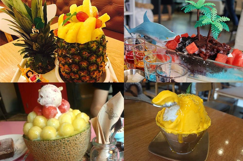 Popular Korean Summer Desserts and Drinks to Soothe Your