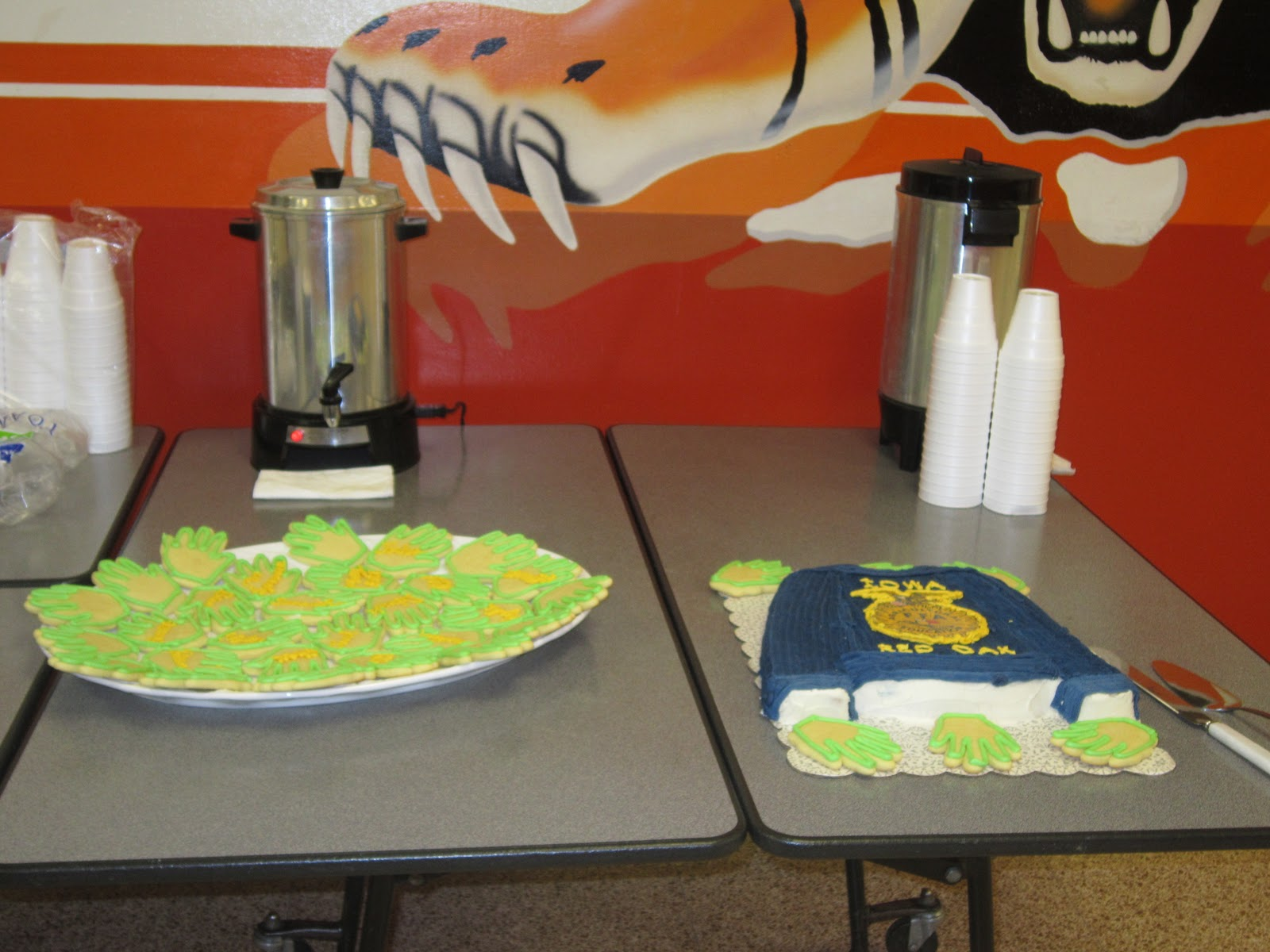 State Fair Challenge Cake And Cookies For A Special Day