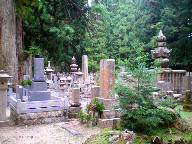 Koya-san, Japan's Holy Mountain