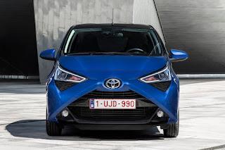 Toyota Aygo 5-Door (2018) Front