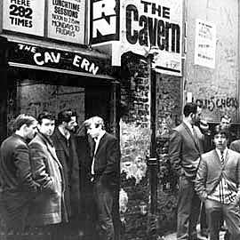 The Cavern Quarter Liverpool