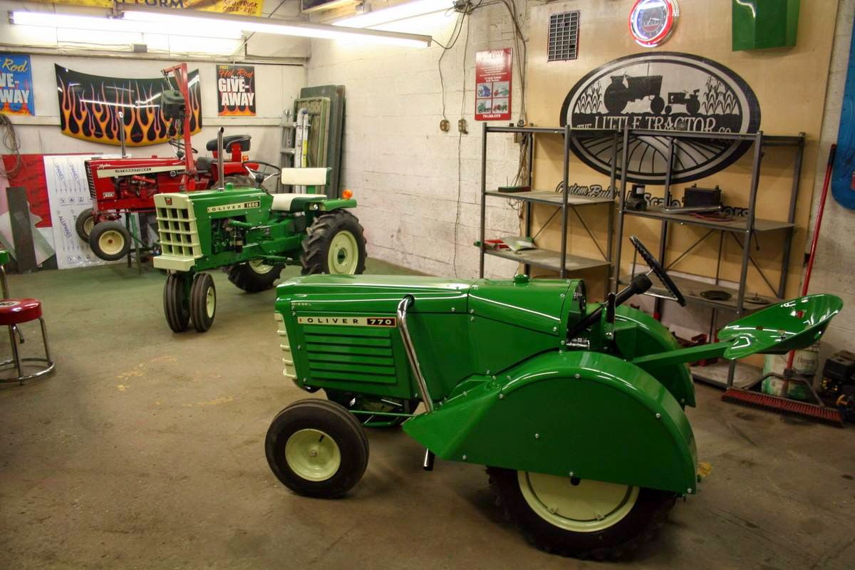 Show home build gas powered mini tractors - When A Part Gets To Precise For Me I Have An Awesome Machinist Who Does Fantastic Work I Also Have A Diesel Mechanic Who Is Amazing With Any Machine You