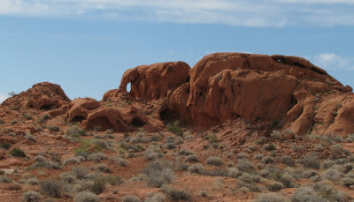 Valley of Fire State Park i Nevada.