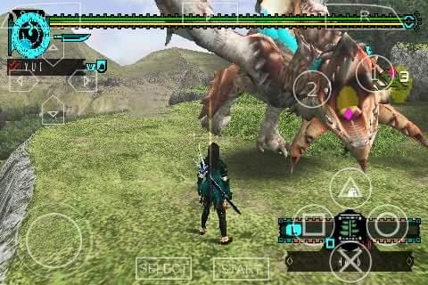 Monster Hunter Frontier G (JP) PS3 ISO Screenshots #1
