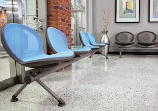 OFM Net Series Beam Chairs