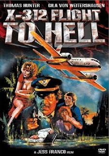 X312 – Flug zur Hölle (1971) Jesus Franco