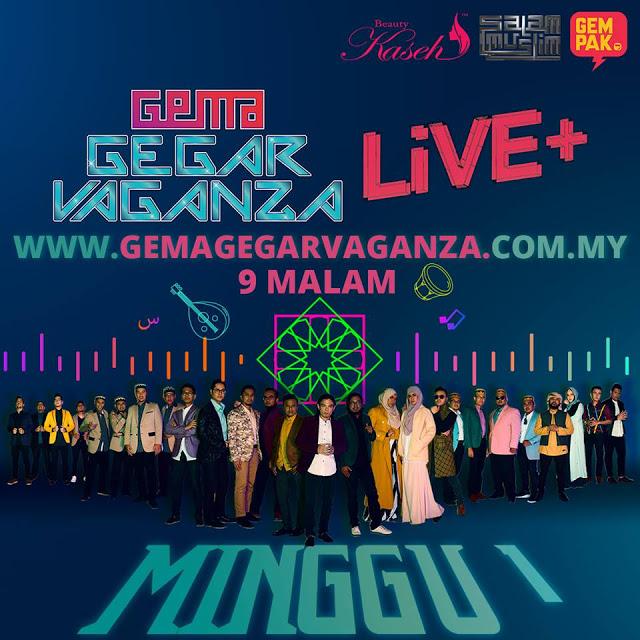 Live Streaming Gema Gegar Vaganza 2018 Minggu ke-4