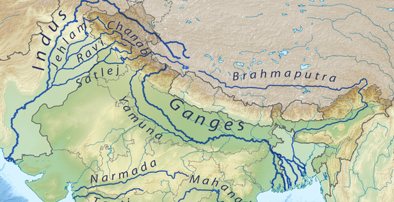 North India Rivers