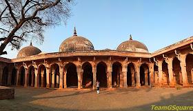 Jama Masjid, Chanderi