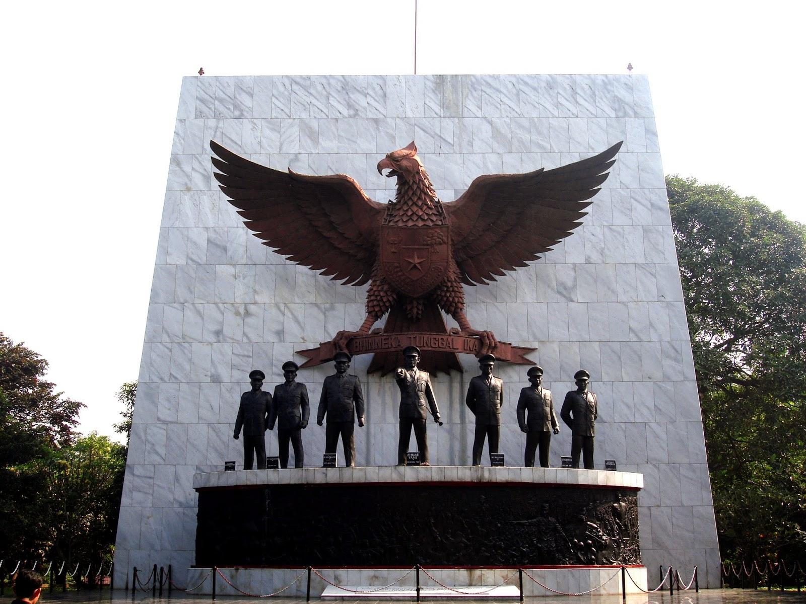 Museum Monumen Pancasila Sakti Bankjim