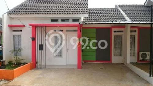 Harga rumah murah di Depok kawasan Sawangan II