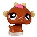 Littlest Pet Shop Teensies Hamster (#T210) Pet