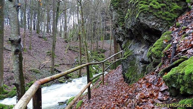 Wandern durch die Strohner Schweiz