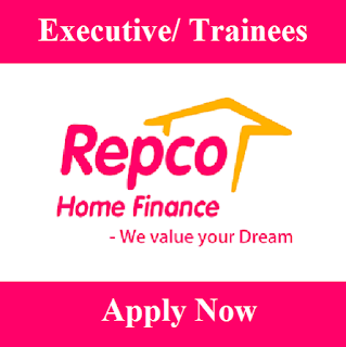 Repco Home Finance Limited, RHFL, Repco Bank, Executive, Trainee, Graduation, Bank, Maharashtra, freejobalert, Sarkari Naukri, Latest Jobs, rhfl logo