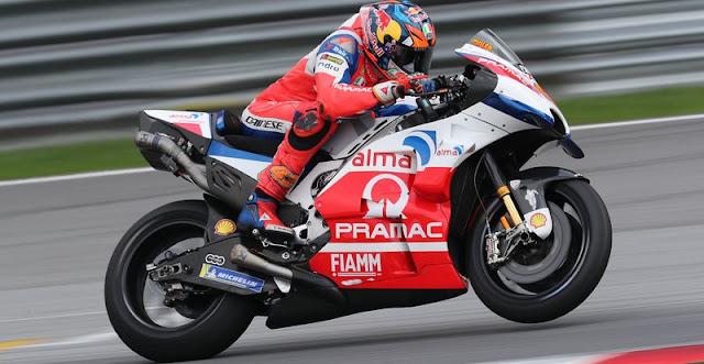6 Hal Yang Hadir Dalam Test MotoGP Sepang