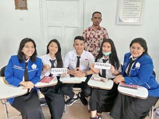 Rendahnya Kualitas Guru Karena Guru Tidak 'Sadar' Tugas dan Panggilannya sebagai Guru Oleh Catrina Claudia Lumbanraja Siswi kelas X SMTK Bethel Jakarta