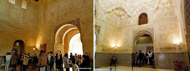 Palácio de Comares, Alhambra de Granada