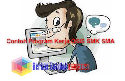 Contoh Program Kerja OSIS SMK SMA