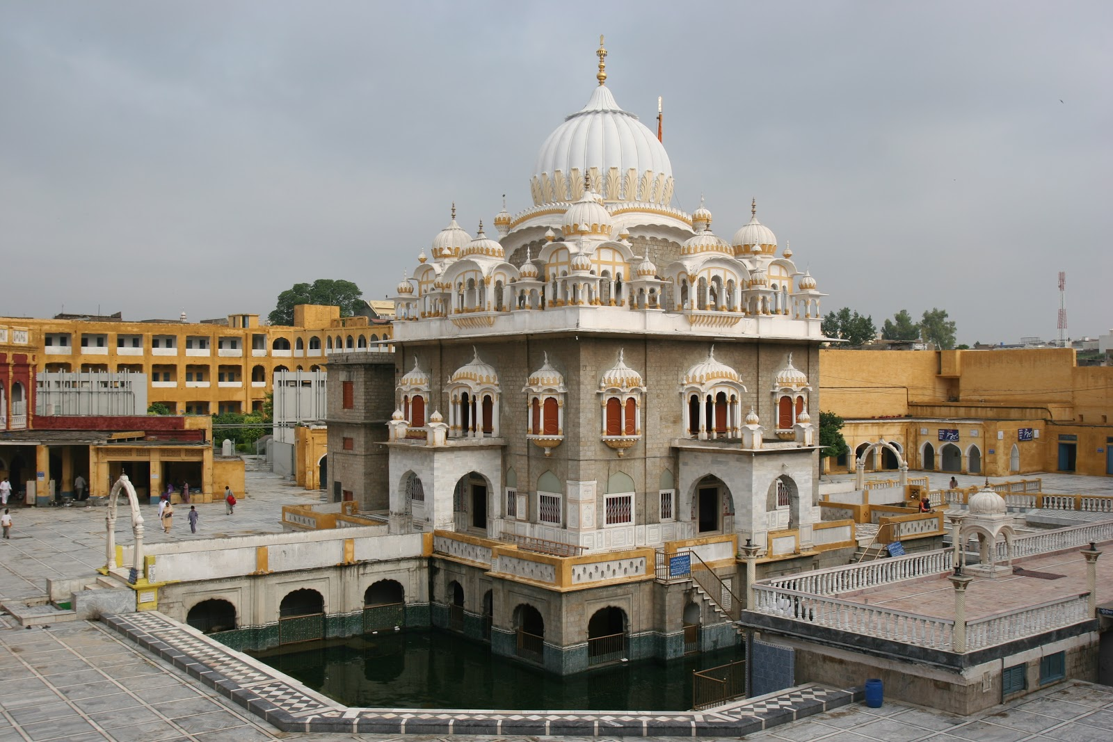 how to visit kartarpur sahib from India