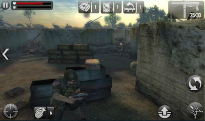 Frontline Commando Mod for Android