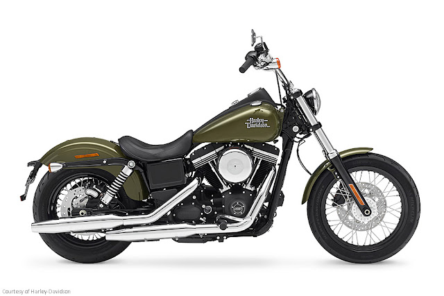 Harley Davidson Dyna Street Bob FXDB Series & Custom