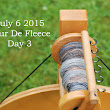 Day 3 Tour De Fleece 2015