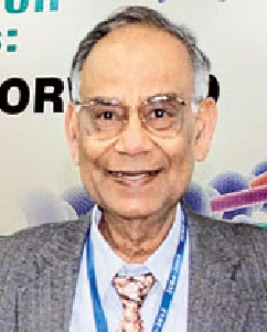 A.M.Chakrabarty was born on April 4, 1938 in Sainthia near Calcutta. He is an Indian American microbiologist, scientist and researcher.  After completing M.Sc. and Ph.D. from Calcutta University, he migrated to USA.