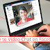 How to Video Chat On Facebook