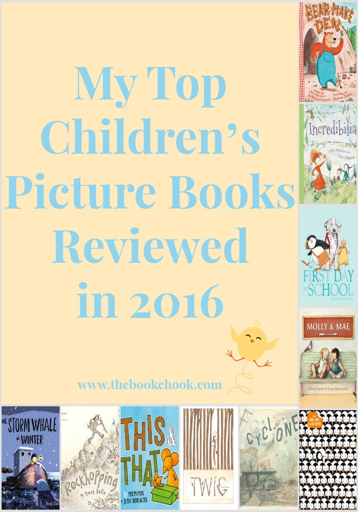 The Book Chook: 12/01/2016 - 01/01/2017