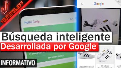 Búsqueda inteligente de google, google, noticias de google
