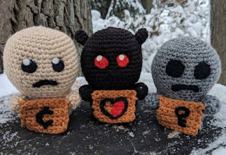 PATRON GRATIS THE BINDING OF ISAAC AMIGURUMI 36680