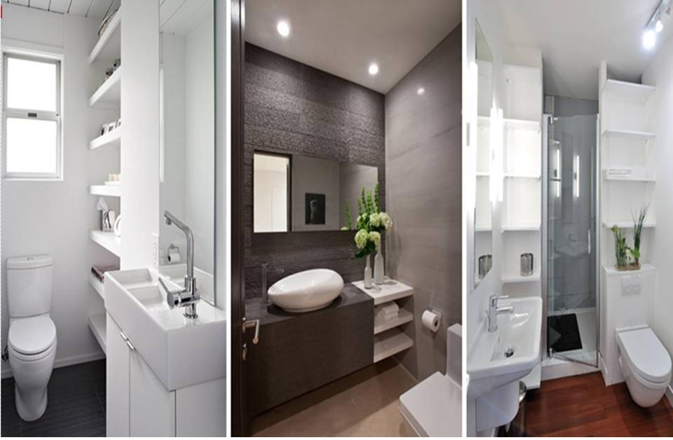 20 Small Bathroom Design Ideas Blending Functionality Styles Decor Units