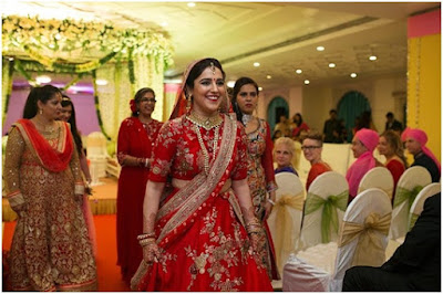 Tamannah-Bhatia-brother-Anand-Bhatia-Wedding
