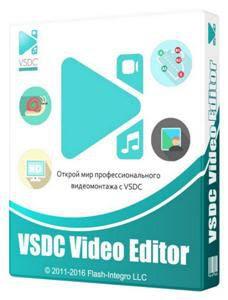 VSDC Free Video Editor 5.8.9.858 (32-bit) { Latest 2018 }