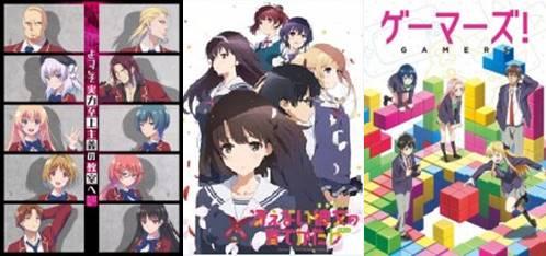 20 Anime Romance School Terbaik 2017 dengan Cerita Paling Seru