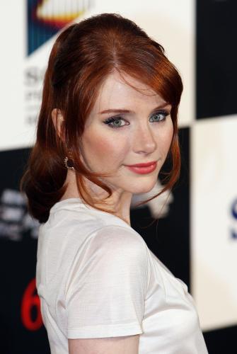 Dallas Beauty Lifestyle Fashion Blog: Drug Of Choice: Beauty: Face-Off Friday: Bryce Dallas Howard