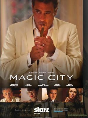Magic City (TV Series) S01 DVD R1 NTSC Sub