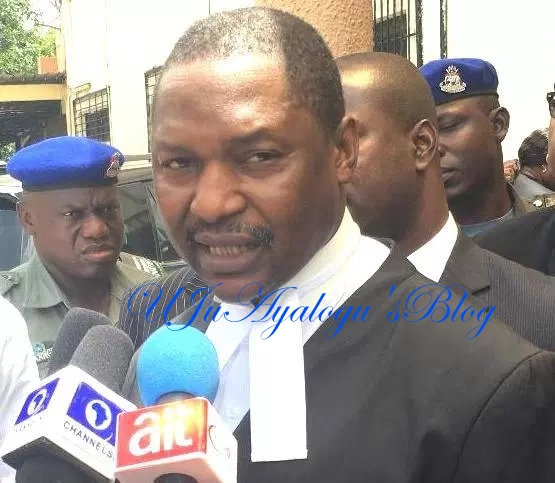 Justice sector reform critical to economic development, due process - AGF