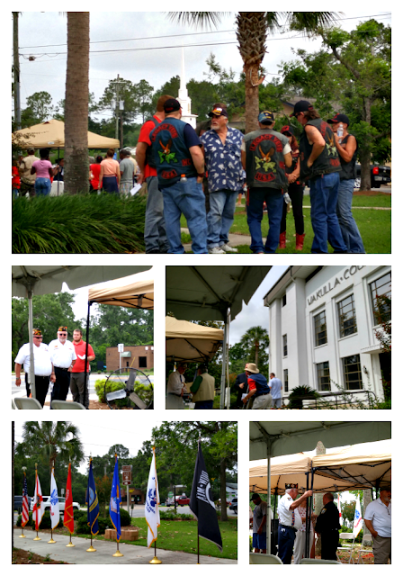 Wakulla County Florida Memorial Day Veterans