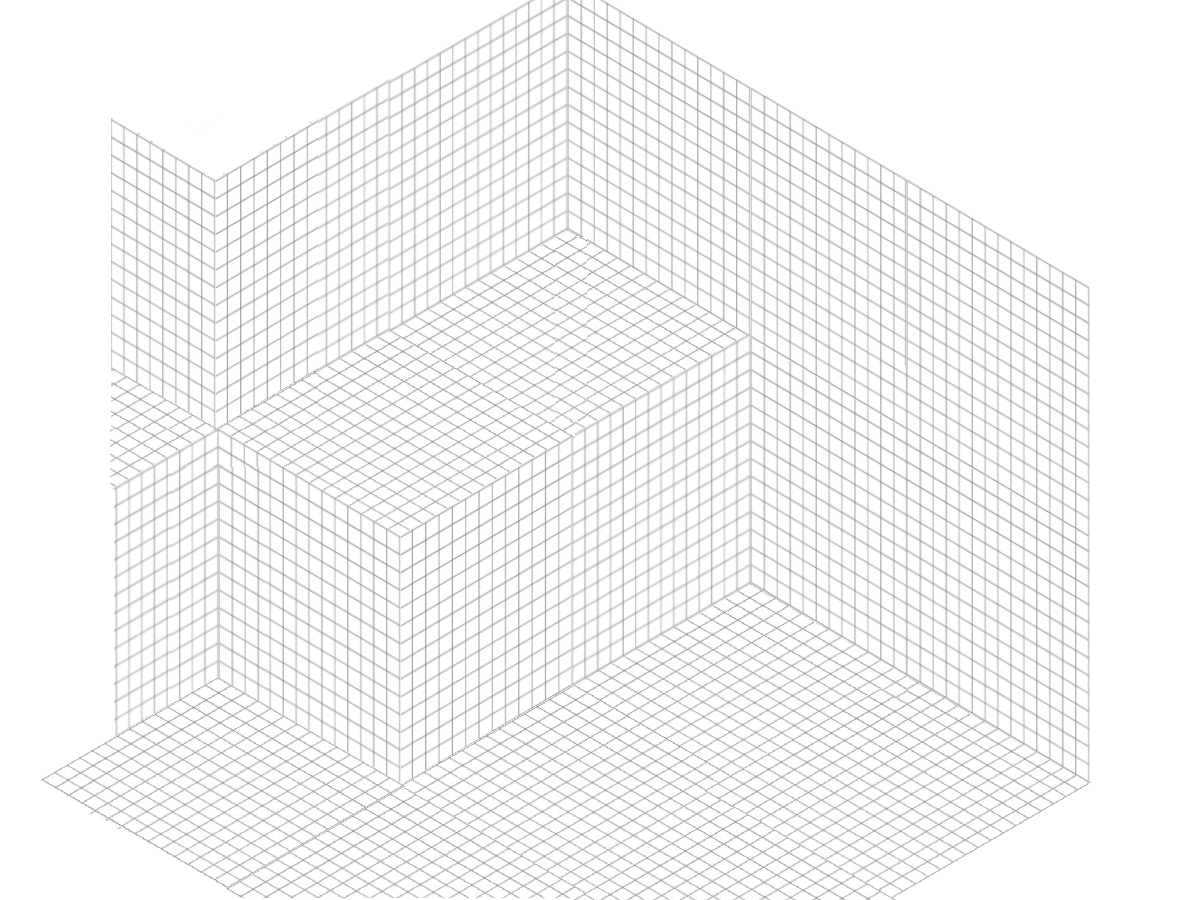 war in a box  three dimensional dungeon graph paper