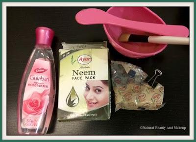 Ayur Herbals Neem Face pack