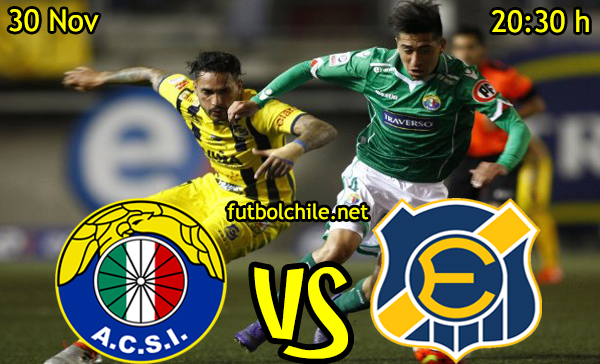 Ver stream hd youtube facebook movil android ios iphone table ipad windows mac linux resultado en vivo, online: Audax Italiano vs Everton