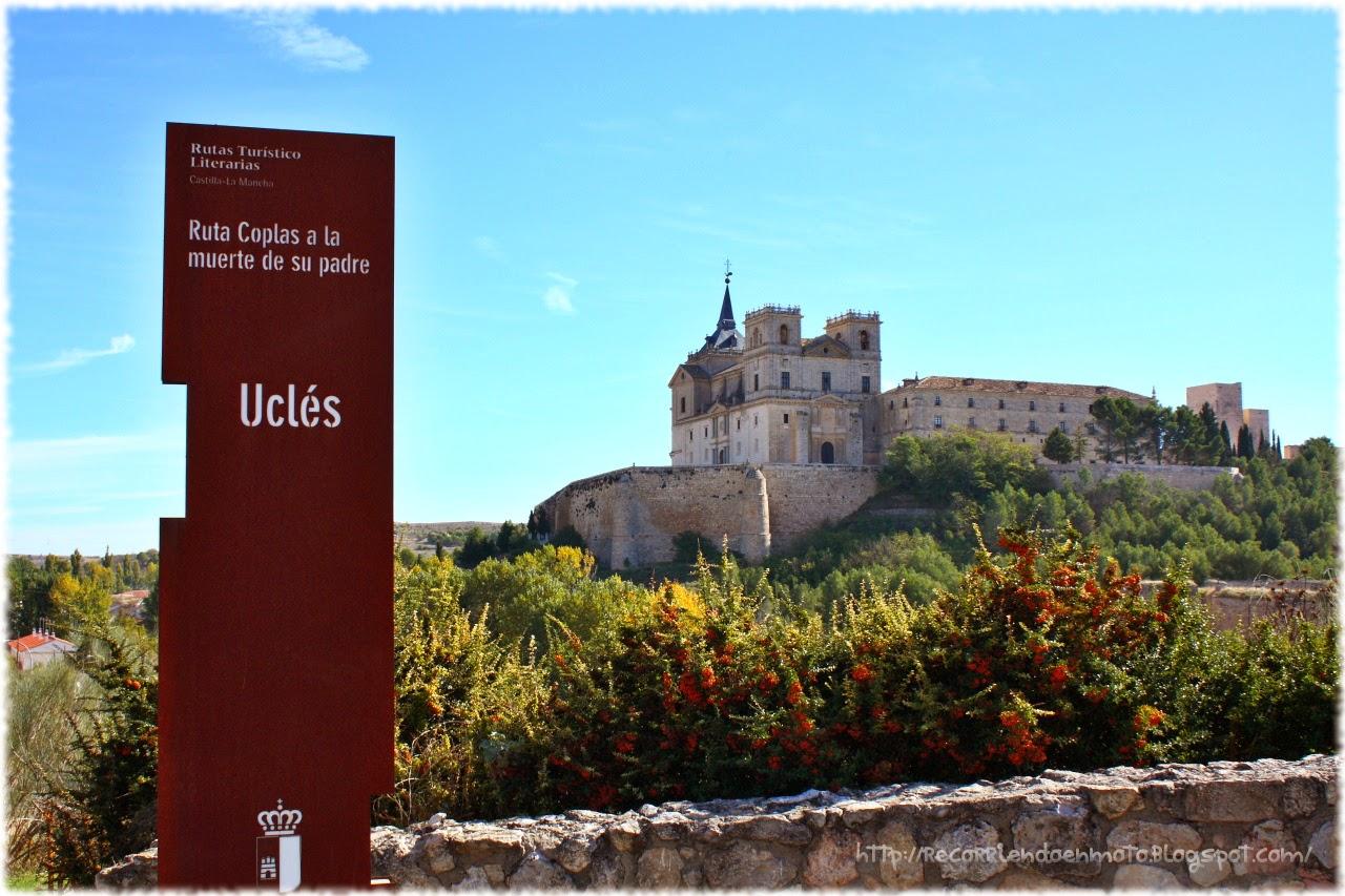 Mirador del Monasterio de Uclés