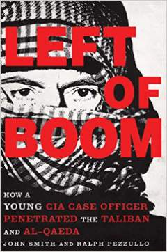 Left of Boom by Douglas Laux original cover