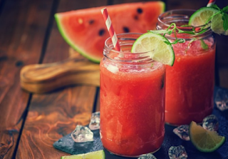 Diligently Eating Watermelon Makes Your Skin and Hair Healthy