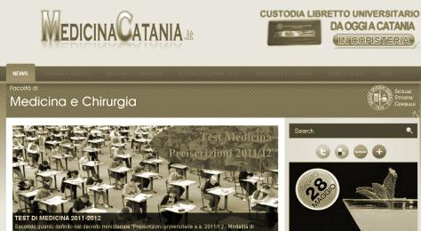 Calendario Medicina Unict.Medicina Catania New