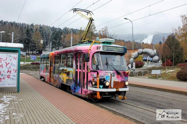 Liberec Tramwaje